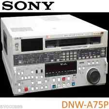 PLAYER / RECORDER SONY DNW-A75 P PLAYER DIGITAL BETACAM SX  BROADCAST