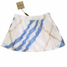 9417G gonna bimba BURBERRY check cotone gonne skirts kids