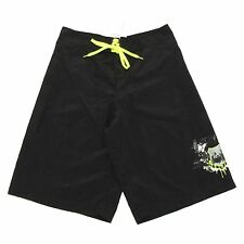 8470F bermuda mare nero JUST CAVALLI BEACHWEAR costume uomo swimwear sea shorts