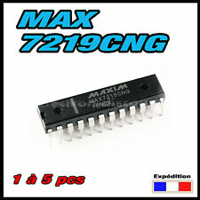 1544# MAX7219CNG   driver d'affichage LED