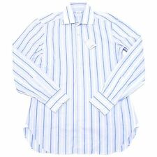 0377 camicia BARBA NAPOLI uomo shirt men