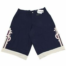 77475 costume mare JUST CAVALLI BEACHWEAR blu  boxer bermuda uomo shorts men