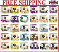 Nescafe Dolce Gusto Coffee Capsules Pods, 4 Boxes or More, Pick And Mix Yours