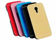 Stylish Aluminium Metal Hard Back Motomo Case Cover For Motorola Moto G2
