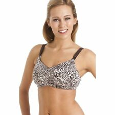 Royce Lingerie Womens Ladies Non Wired Maternity And Nursing Bra In Animal Print