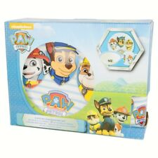 KIDS CHILDRENS PAW PATROL 3 PC BREAKFAST SET CERAMIC PLATE BOWL MUG DINNER SET