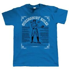Queensberry Rules, Uomo da box o Arti Marziali T SHIRT