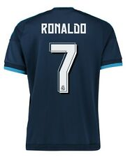 Trikot Adidas Real Madrid 2015-2016 Third - Ronaldo 7 [128 bis XXL] CR7