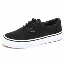 7627N sneakers bimbo VANS ERA nero shoes kids