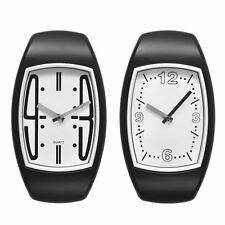 Wall Clock Chic Wrist Watch Style Quartz Clock / Kitchen, Home, Office, Room
