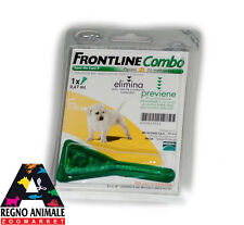 ANTIPARASSITARI FRONTLINE COMBO CANI 1 FIALA 2-10kg Spot-on Treatment dog 2-10kg