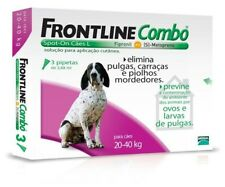 ANTIPARASSITARI FRONTLINE COMBO CANI 3 FIALE 20-40 kg Spot-on Treatment 20-40kg