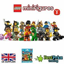 Lego Minifigures Series 5 8805 *BRAND NEW *PICK ANY ONE *RETIRED *Released 2011