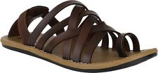 Guardian Mens Sandal in Dark Brown Colors Sandal