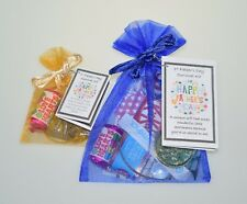 * 1st Father's Day Survival Kit Novelty Keepsake Gift - Personalised Option