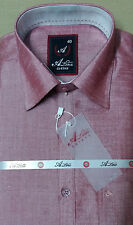 Gents Formal Shirt Light Pink* New Collection (SH22)