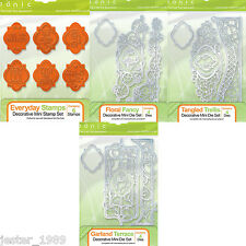Tonic Studios Decorative Mini Die & Stamp Collection Cutting Dies -  FREE UK P&P