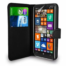 NEW Premium Leather Magnetic Closure  Book Wallet Flip Case Cover for Nokia 930