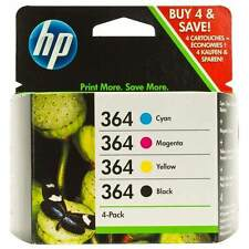 ORIGINAL OEM HP HEWLETT PACKARD 4 CARTUCHO DE TINTA MULTIPACK - HP 364 (J3M82AE)