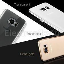 ROCK Brand TPU Case Slim Jacket Soft Case For Samsung Galaxy S7