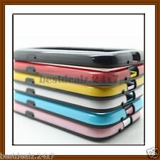 New Arrival Dual-Color Glossy PC+TPU Bumper Case for Samsung Galaxy Core I8262