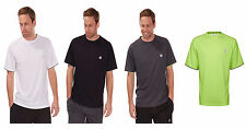 Mens T-Shirt Designer Sports Wear Cycling Gym Running Quick Dry Cooling Top