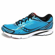 0624O sneakers uomo SAUCONY PROGRID MIRAGE 2 blu shoes men