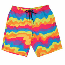 NEFF WHATEVER HOT TUB MULTI BOARDSHORTS SS 2016 COSTUME SURF S M L XL
