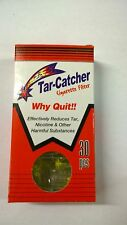 Tar-Catchers Cigarette Filters - 30 filters per pack - BRAND NEW