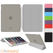 Custodia Ipad  2 3 4 Air 2 Mini 4 Apple Smart Cover + Back Case Magnetica Slim