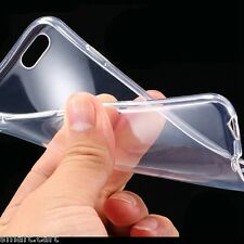 Iphone 6 6s Super Flexible Clear TPU Case Cover Slim Back Protection Silicon