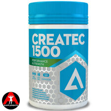 Adapt Nutrition Createc Creatine Size Strength 1500 120 Caps