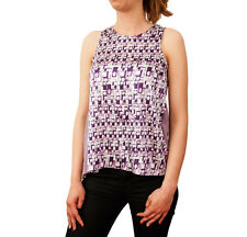 Guess by Marciano Ladies Summer Vest Top Purple