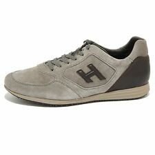 1733O sneaker HOGAN OLYMPIA tortora scarpe uomo shoes men