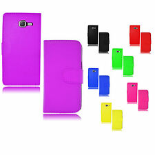 Magnetic Wallet Flip Book Holder Leather Pu Cover For Samsung Galaxy J1 Mini