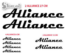 Kit adesivi bici Alliance sticker bike decal bicycle