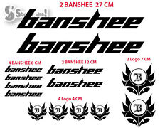 Kit adesivi bici Banshee sticker bike decal bicycle