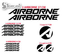 Kit adesivi bici Airborne sticker bike decal bicycle