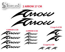 Kit adesivi bici Arrow sticker bike decal bicycle