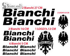Kit adesivi bici Bianchi sticker bike decal bicycle