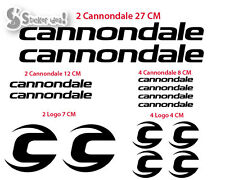 Kit adesivi bici Cannondale sticker bike decal bicycle