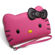 [ES] Hello Kitty iPhone 6/6s Plus Carcasa Funda Billetera Wallet 3Colors Korea