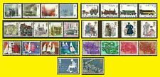 1975 All Commemorative Issues of Great Britain each Sold Separately Mint nh