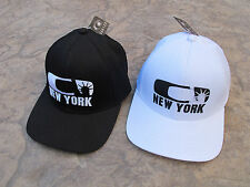 **Rare** Oakley Men NYC New York City Statue of Liberty O-Flex Fitted Hat Cap