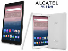 "TABLET TAB ALCATEL ONETOUCH PIXI 3 10"" POLLICI 3G BIANCO WHITE NUOVO TIM"