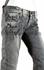 Neu!Miss Sixty Diamond Style Shock Second Skin Damen Jeans Gr. W26 W27 W28
