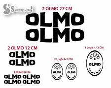 Kit adesivi bici Olmo sticker bike decal bicycle
