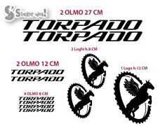 Kit adesivi bici Torpado sticker bike decal bicycle