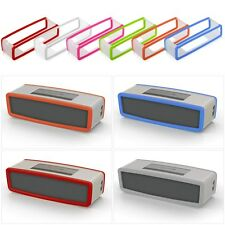 Soft Custodia Bumper Cover Case per Bose Soundlink Mini /2 II Bluetooth Speaker