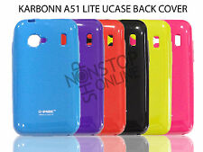 Premium Multi Color Soft Silicon Gel Back Case Cover For XOLO Q700S